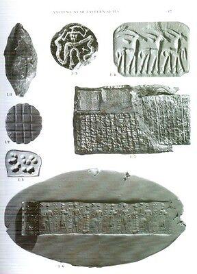 7,000 Years of Seals Indus Sumer Rome Babylon Indus Valley Greek Minoan Mycenea 2
