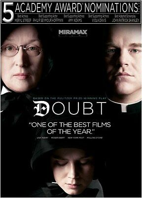 Doubt (DVD, 2009) NEW 2