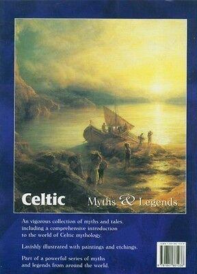 RARE XL Celtic Myths & Legends Warriors Wizards Fairies Art Ireland Britain Rome 2