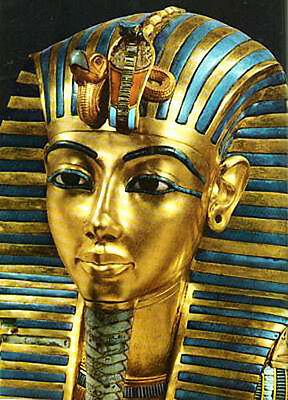 Tutankhamen Life Death Pharaoh Coronation Family Youth Death 9 Year Reign Color