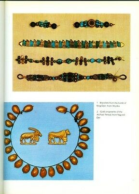 Jewels of the Pharaohs Ancient Egypt Dynastic Jewelry XL Color Pix Amulets Rings