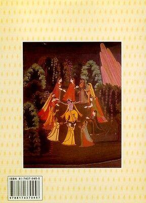 Indian Miniature Painting Color Rajasthani Mughal Deccani Pahari Manuscripts Pix 2