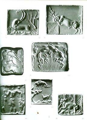 HUGE Greek Intaglio Gems Finger Rings Bronze Age Crete Mycenae Persia Classical 3