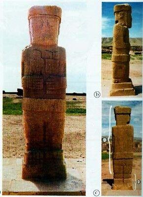Lost Tomb Pachamac Viracocha Mochican Pyramid Secrets Inca White God Sipan Peru 4