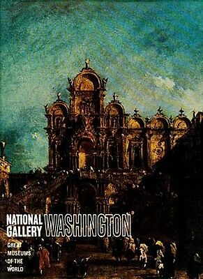 Washington National Gallery Color Medieval Renaissance D'Vinci Rembrandt Vermeer 2