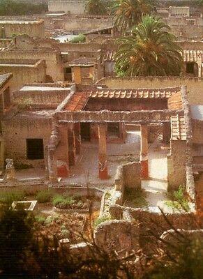Ancient Rome Herculaneum Pompeii Mount Vesuvius Buried Intact Treasure 79AD Pix