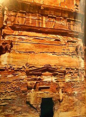 Ancient Stone City Nabataean Petra (Jordan) Roman Province Tombs Temples Mosaics 6