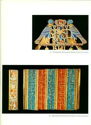 Jewels of the Pharaohs Ancient Egypt Dynastic Jewelry XL Color Pix Amulets Rings 6
