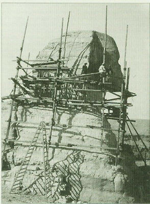 Ancient Egypt Sphinx History Old New Kingdom Greek Ptolemaic Roman Giza Chephren 3