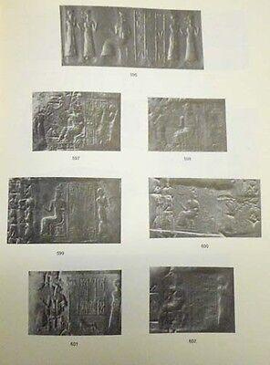 Yale Early Near Eastern Seals Babylonian Akkadian Sumerian Egypt Indus Mitanni 7