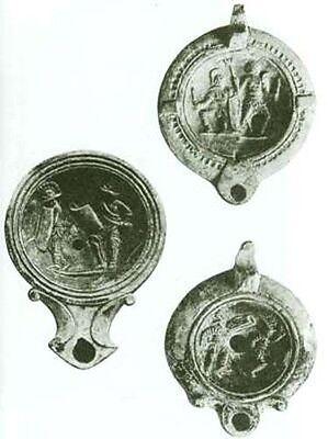 History of Roman Gladiators Bustuarii Coliseum Pix: Mosaics Ampitheatres Arenas 6