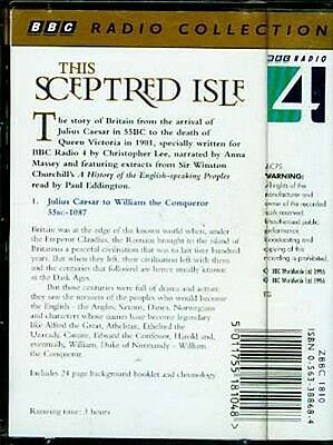 """This Sceptred Isle 55BC-1087AD"" BBC Audio Classic Romans Vikings Danes Celts 2"