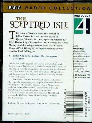 """This Sceptred Isle 55BC-1087AD"" BBC Audio Classic Romans Vikings Danes Celts 2"