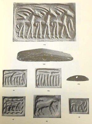 Yale Early Near Eastern Seals Babylonian Akkadian Sumerian Egypt Indus Mitanni 3