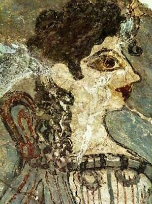 Dawn of Gods Minoan Crete Mycenaean Greece Homer Troy Agamemnon Minotaur 200 Pix 4