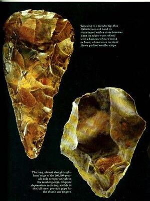 Time Life Emergence of Man Neanderthals Ice Age Cave Man Art Daily Life Society 2