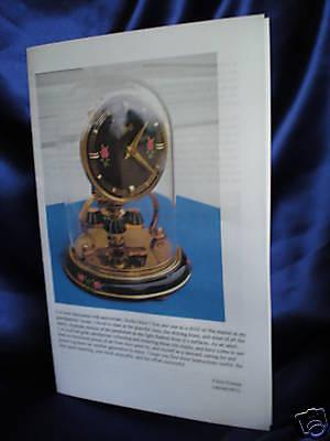 Horolovar Schatz 53 400 Day Anniversary Clock Suspension Spring Wire Unit 10A