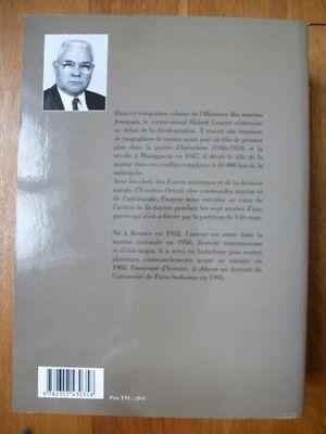 Histoire des Marins français 1946-1954, Hubert Granier, Marines Editions 2010 2