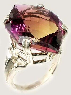 24ct Handcrafted Ametrine Ancient Persian Roman Greek Gem from India Camel Route 2