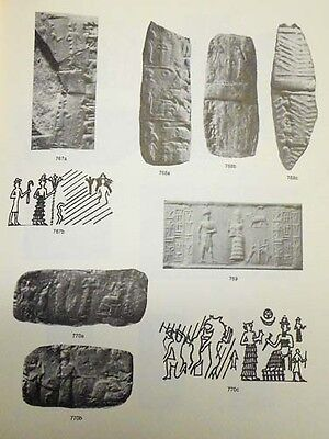 Yale Early Near Eastern Seals Babylonian Akkadian Sumerian Egypt Indus Mitanni 9