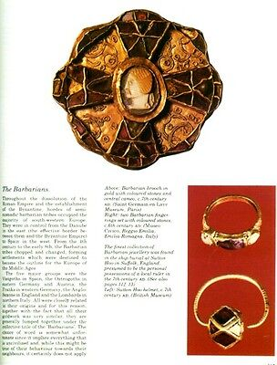 5,000 Year History of Jewelry Prehistoric Sumerian Egyptian Minoan Etruscan Celt 7