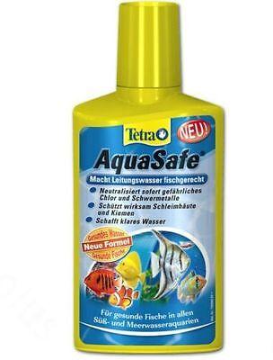 Tetra AquaSafe Tetra 500ml  AQUA SAFE 1st class postage !!!