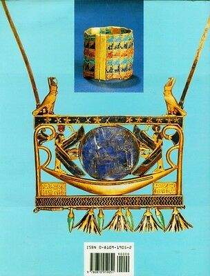 Ancient Egyptian Jewelry Makers Materials Techniques Amulets Rings Diadems Color 2 • CAD $221.98