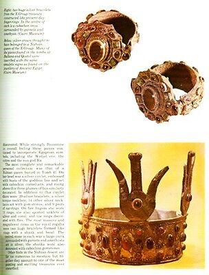 5,000 Year History of Jewelry Prehistoric Sumerian Egyptian Minoan Etruscan Celt 5