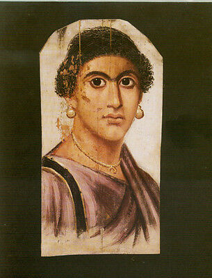 Hellenic Roman Egyptians Real Portraits Show Clothing Jewelry Hair Styles 200AD 6