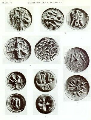 Greek Etruscan Finger Rings Engraved Gemstones Oxford Ashmolean Hellenistic Pix 7