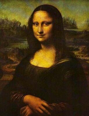 Paris Louvre Color Mona Lisa Samothrace Winged Victory Venus Rembrandt El Greco 3
