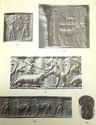 Yale Early Near Eastern Seals Babylonian Akkadian Sumerian Egypt Indus Mitanni 4
