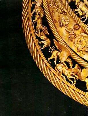 Ancient Russia Urals Scythian Sarmatian Altai Golden Treasure Steppes Hermitage 2