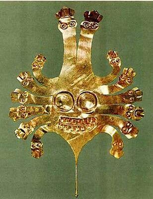 Great Ages Man Ancient America Aztec Maya Inca Toltec Olmec Zapotec Nazca Mohica 4