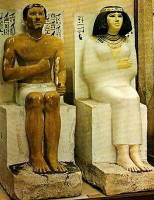 """NEW """"Egypt to the End of the Old Kingdom"""" History Via Art Sculpture Pyramid Text"""