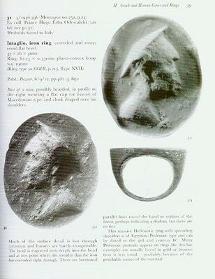 Seals Finger Rings Engraved Gems Amulets Greek Roman Sassanian Bactrian Akkadian 6