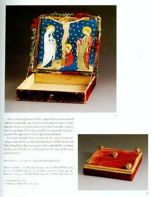 Medieval Basel Cathedral Treasury Reliquaries Altar Textiles Jewelry Manuscripts 7