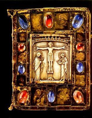 Hildesheim Cathedral Medieval Romanesque Treasure Manuscript Ringelheim Crucifix 5