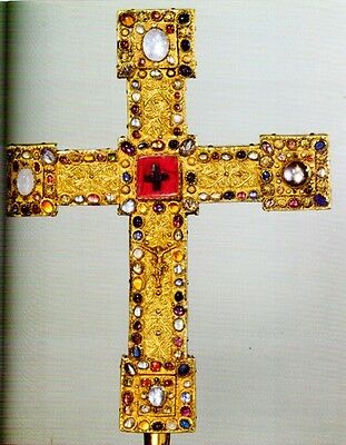 Hildesheim Cathedral Medieval Romanesque Treasure Manuscript Ringelheim Crucifix 8