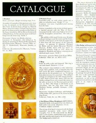 Renaissance Royal Jewelry England Settings Techniques Gem Sources Cutting Color 6