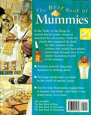 Best Book of Mummies City of Dead Valley of Kings Tombs Sarcophagi Pets Priests 2