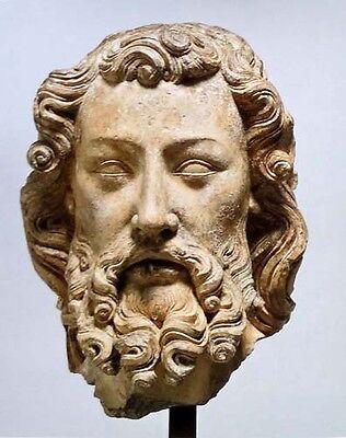 HUGE Medieval Sculpture Roman Renaissance Biblical Gothic Italy France Reliquary 11