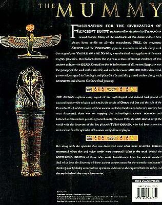 """NEW """"The Mummy"""" Pets Sacred Animals Evisceration CAT Scans DNA Pharaohs 139 Pix 2"""
