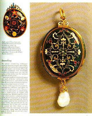 5,000 Year History of Jewelry Prehistoric Sumerian Egyptian Minoan Etruscan Celt 4