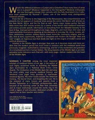 Encyclopedia Middle Ages 250 Color Pix Mughal Viking Celt Home Life Clothing War 2