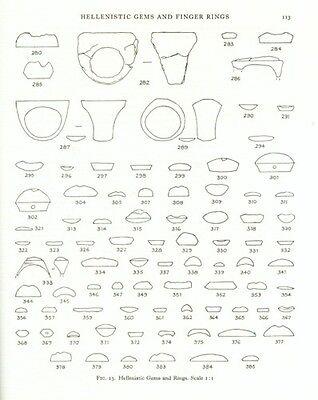 Greek Etruscan Finger Rings Engraved Gemstones Oxford Ashmolean Hellenistic Pix 5