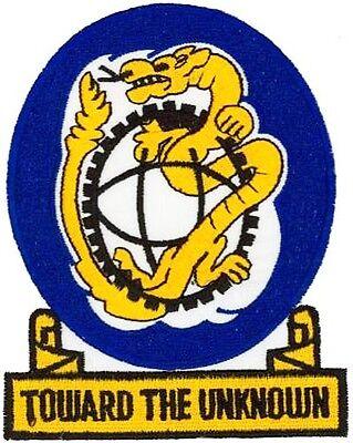 USAF 1st RECONNAISSANCE SQUADRON Beale AFB ORIGINAL PATCH HAWK DRIVER