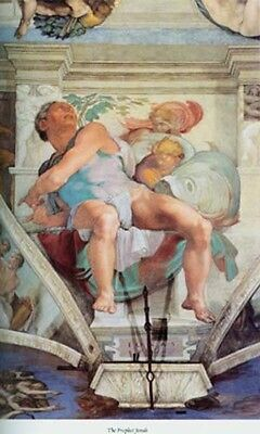 NEW Michelangelo Sistine Chapel Pope Julius 16thC Renaissance Italy Royal Court 3