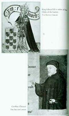 Last Knight Medieval England Plantagenet John of Gaunt This Sceptred Isle Plague 3