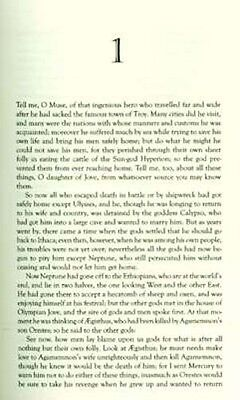 ODYSSEY Homer Ancient Greece Iliad Trojan War Odysseus Mycenean RARE Hardcover 2